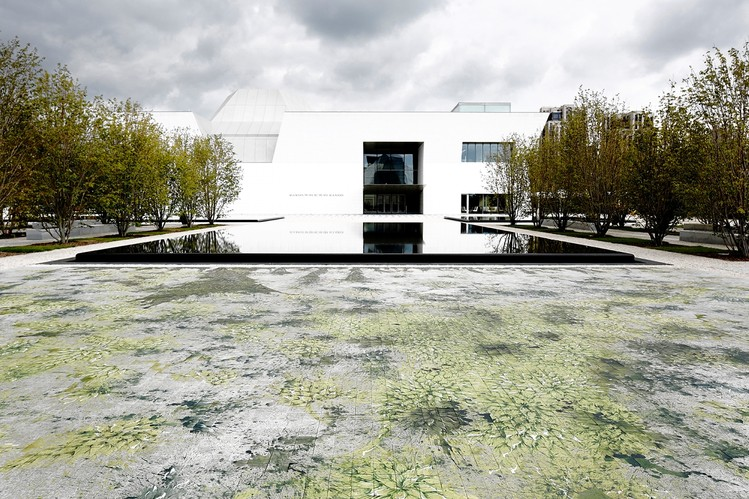 Toronto's Aga Khan Museum, building designed by Fumihiko Maki. (Image: The Wall Street Journal / Janet Kimber)