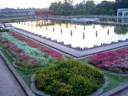Shalimar Gardens in Lahore