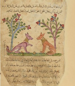 Khalila wa Dimna (Image: Bibliothèque nationale de France)