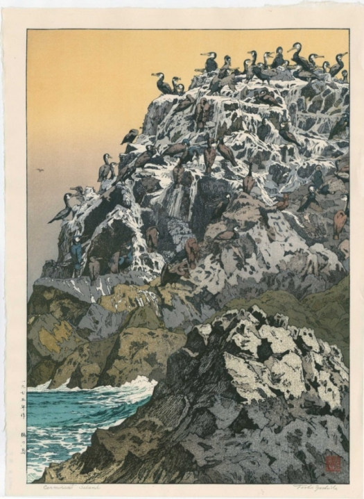 toshi-yoshida-cormorant-island-1975-720x986