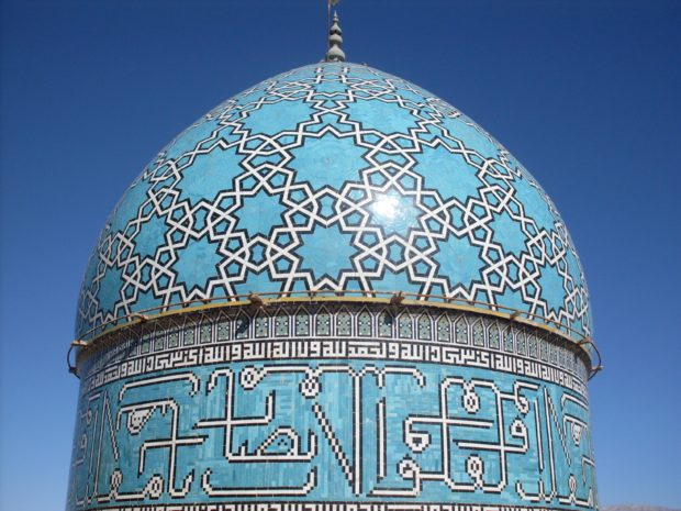 shah-nematollah-vali-shrine-kerman-dome-620x465