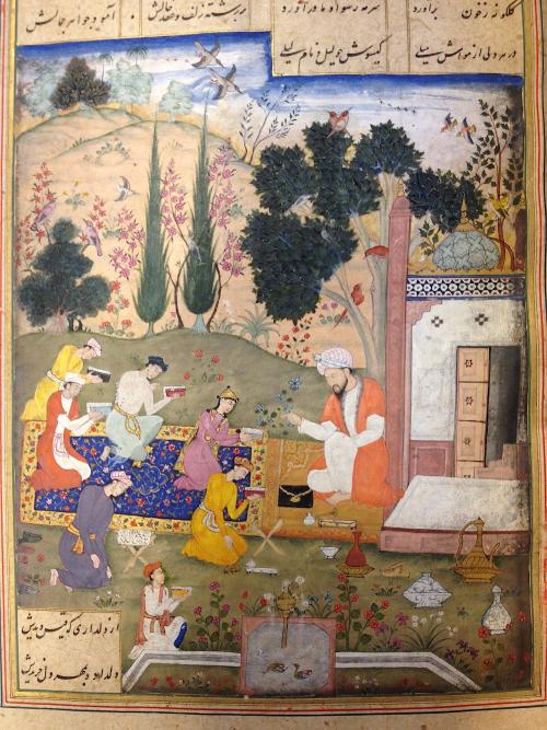 Mughal Miniature Painting