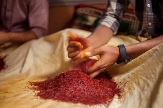 saffron 9
